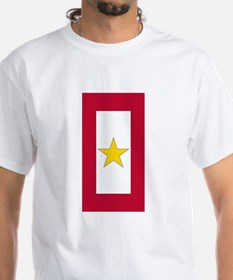 Cute Blue star mothers flag Shirt