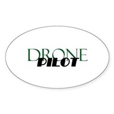 Drone Pilot Decal