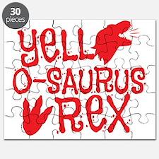 Yell-o-saurus rex Puzzle
