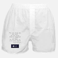 Funny Cristina Boxer Shorts