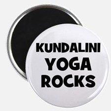 "Kundalini Yoga Rocks 2.25"" Magnet (10 pack)"