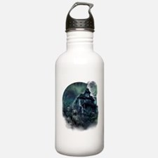 The Haunted House Water Bottle