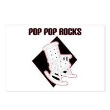 Pop Pop Rocks Postcards (Package of 8)