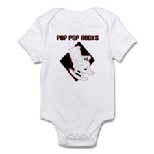 Pop Pop Rocks Baby Onesie