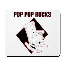 Pop Pop Rocks Mousepad