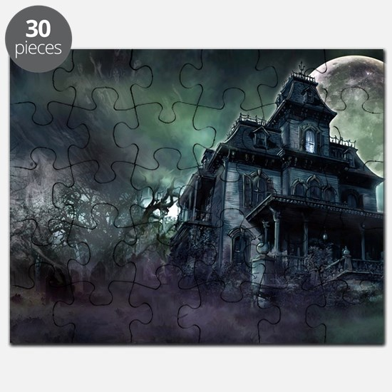 The Haunted House Puzzle