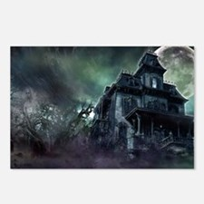 The Haunted House Postcards (Package of 8)
