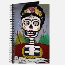 Funny Day of the dead Journal