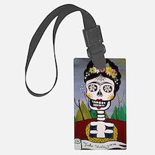 Cool Mexican sugar skulls Luggage Tag