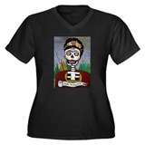 Day of the dead Plus Size