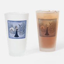 ice queen Drinking Glass