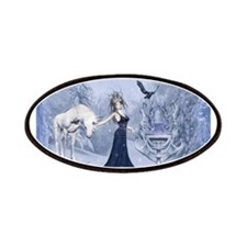 ice queen Patch
