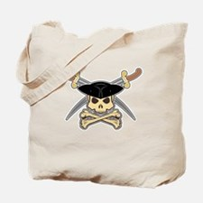 Walk the plank Tote Bag