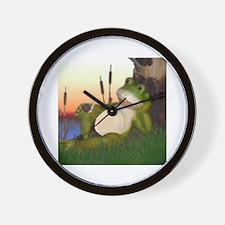 Unique Cute small Wall Clock