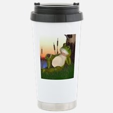 The Frog and Snail Travel Mug
