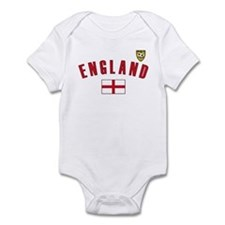England Soccer Onesie