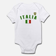 Italy Soccer Infant Bodysuit