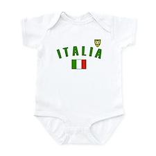 Italy Soccer Onesie