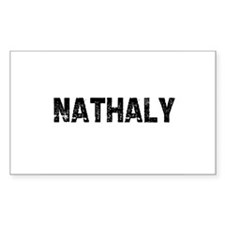 Nathaly Rectangle Decal