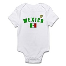 Mexico Soccer Infant Bodysuit