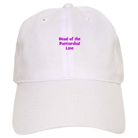 Head of the Patriarchal Line Cap