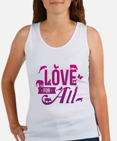 Love for All Tank Top