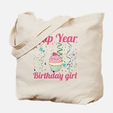 Cute Special birthday Tote Bag