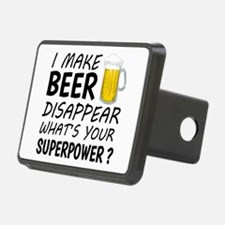 I Make Beer Disappear Hitch Cover