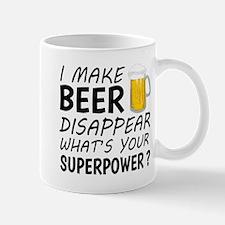 I Make Beer Disappear Mugs