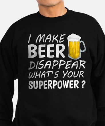 I Make Beer Disappear Jumper Sweater