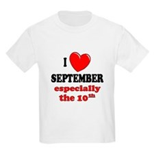 September 10th T-Shirt