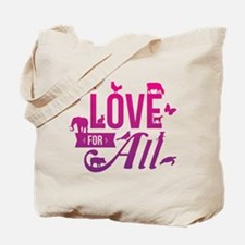 Love for All Tote Bag