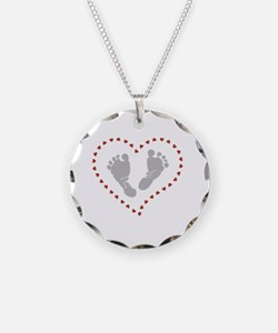 Cute Expecting Necklace