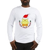 Chicken christmas Long Sleeve T-shirts