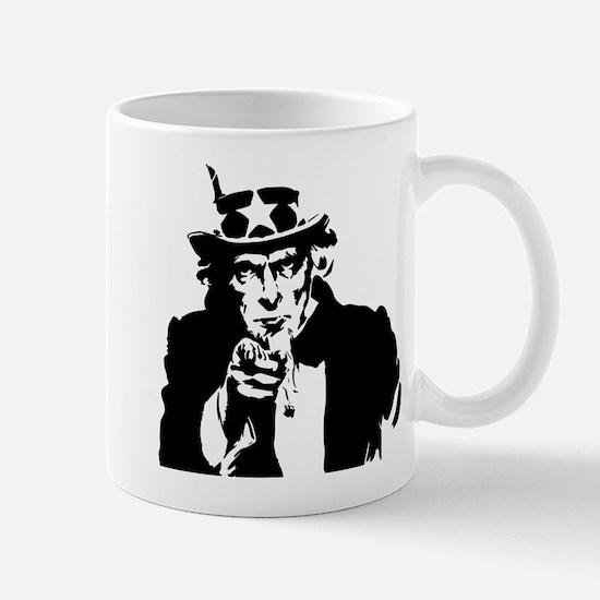 Uncle Sam America Mugs
