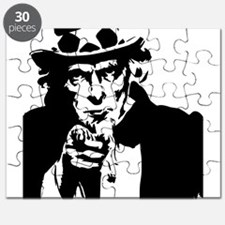 Uncle Sam America Puzzle