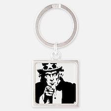 Uncle Sam America Keychains