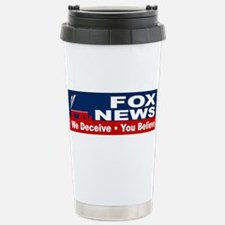 Cool Fox news Travel Mug