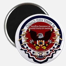 "Donald Trump Sr. Inaugurati 2.25"" Magnet (10 pack)"