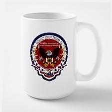 Donald Trump Sr. Inauguration 2017 Large Mug
