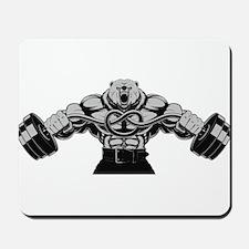 Gym Maniac Mousepad