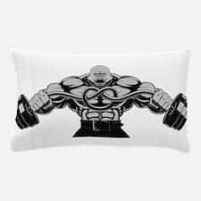 Gym Maniac Pillow Case