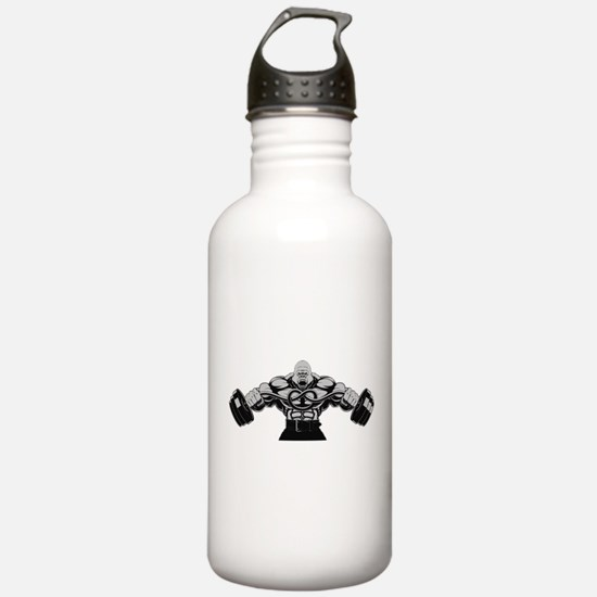 Gym Maniac Sports Water Bottle