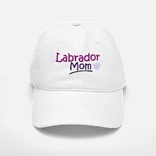 Labrador Mom Baseball Baseball Baseball Cap