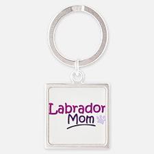 Labrador Mom Keychains