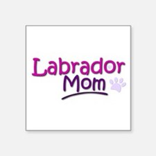 Labrador Mom Sticker