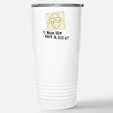 Unique Mobile Travel Mug
