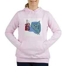 Cool Diver Women's Hooded Sweatshirt