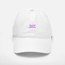 Just a Proud Product of the P Baseball Baseball Cap