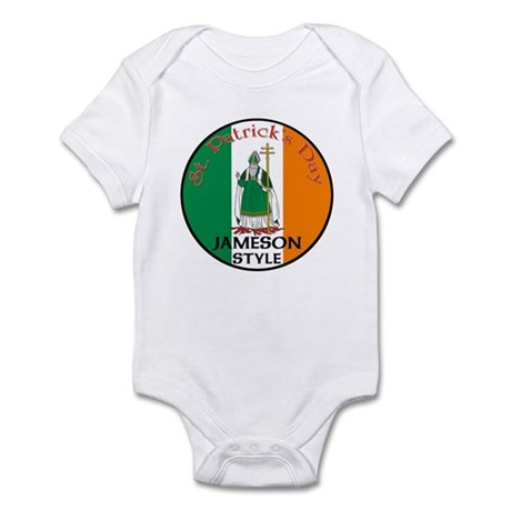 Jameson, St. Patrick's Day Infant Bodysuit